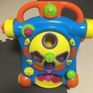 手押し車 動物の鳴き声 赤ちゃん 車 型はめブロック