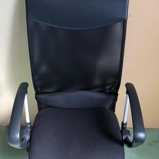 美品 メッシュ椅子