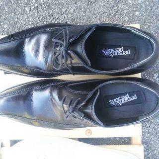 革靴28cm.