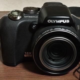 デジタルカメラ(OLYMPUS SP-560UZ)
