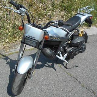ストリートマジック 原付50cc