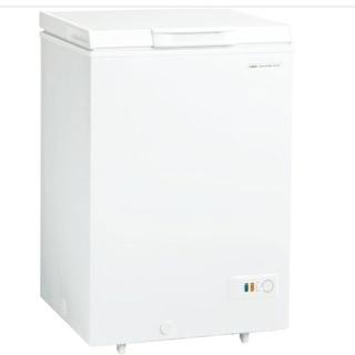 冷凍庫  ハイアールAQF-10CA(W)-1 ノンフロン冷凍庫...
