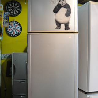2ドア冷凍冷蔵庫 シャープ 2005年製