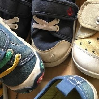 子供の靴13.0〜13.5 - 文京区