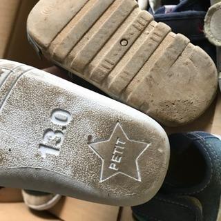 子供の靴13.0〜13.5 − 東京都