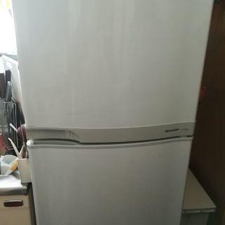 SHARP冷蔵庫無料!