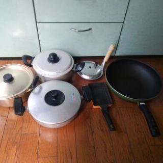 🌟値下げ‼【鍋、フライパン他】