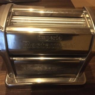 インペリア手動式 パスタマシン R-220 万能製麺機