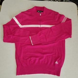 adidasレディースゴルフセーター