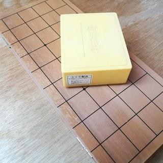 将棋セット 折りたたみ盤 プラ駒