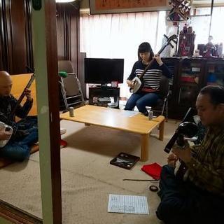 津軽三味線教室(竹山流)