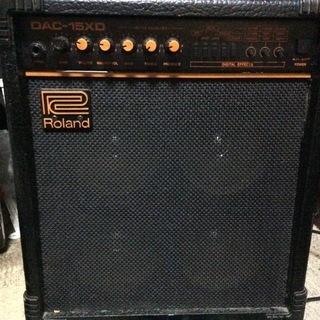 Roland(日本製) アンプ DAC-15XD
