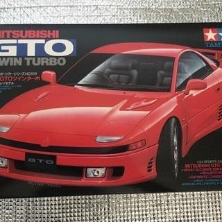 三菱GTOプラモデル