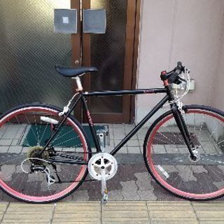 Liw reurion[レユニオン]700c クロスバイク 8s...