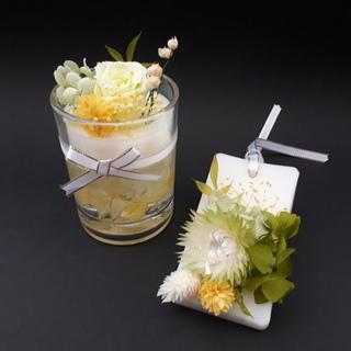 アロマワックスカップ&サシェ 作り教室 (江戸川 一之江)