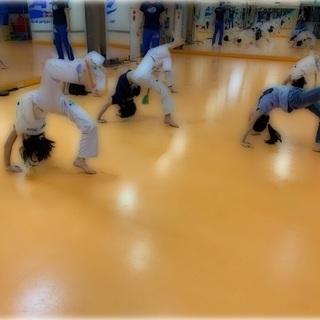 カポエイラ アシェー ダ バイーア 笹塚キッズ(幼児・小学生)教室