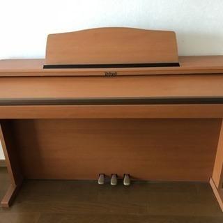 Roland電子ピアノ2005年製 HP103D-LC