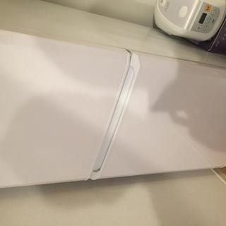 Haierの冷蔵庫JRーN121A(2017)