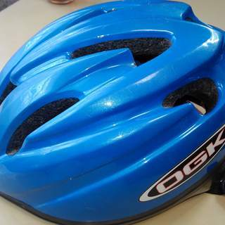 子供用 ヘルメット 52cm~56cm ブルー OGK J-CULES
