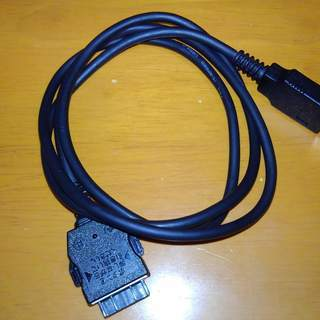 【動作確認済】ガラケー USB 充電ケーブル 1m
