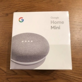 新品Google Home mini