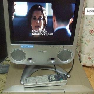 (交渉中) DVDレコーダーと液晶のセット