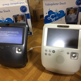 【再掲載】(ジャンク品)Skypeビデオフォン2台セット
