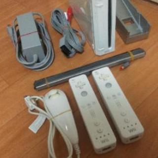 ★新品同様美品★ Nintendo Wiiセット 任天堂 Wii...