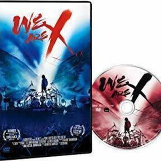 WE ARE X (DVD) X JAPAN