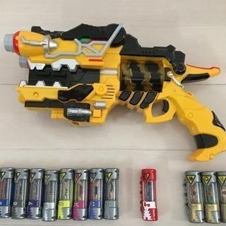獣電戦隊キョウリュウジャー ガブリボルバー 獣電池14本