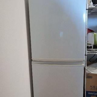 SHARP 2ドア冷蔵庫