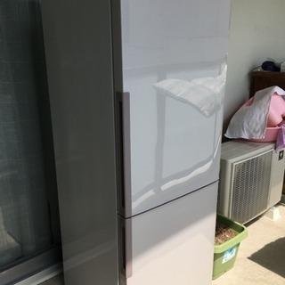 シャープ2013年式プラズマクラスター冷蔵庫