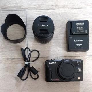 【値下げしました!】Lumix GF2 ミラーレス一眼カメラ
