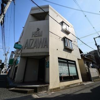 豊中市の曽根駅 1階路面店舗(*'▽')目立つ店舗です♪