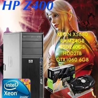 【HP】Z400
