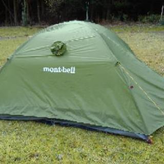 mont-bell ステラリッジテント4型