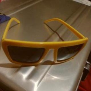 ◆気分上々◆サングラス◆風水当たりカラーの◆イエロー◆