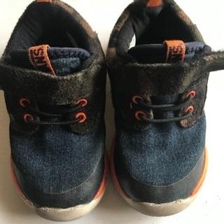 VANS  バンズ  14cm  靴