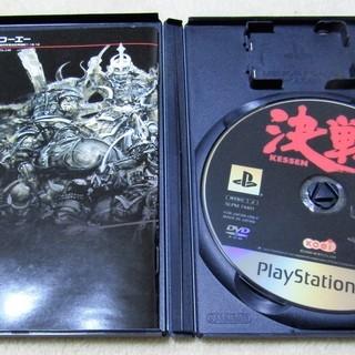 ☆PS2/決戦 PlayStation2用ソフト◆関ヶ原から400年。今、戦国戦のすべてが甦る。 − 神奈川県