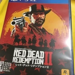 PS4 レッドデッドリデンプション2