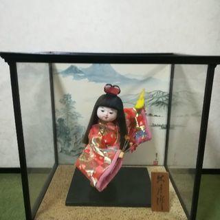 日本人形あげます