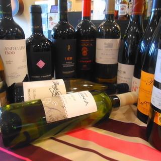 西明石で手作りとワインにこだわったイタリア料理店です。