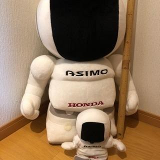 非売品 ASIMO HONDA ぬいぐるみ特大