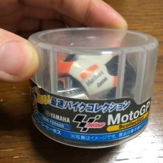 MotoGPバイクコレクション(ミニカー)×3