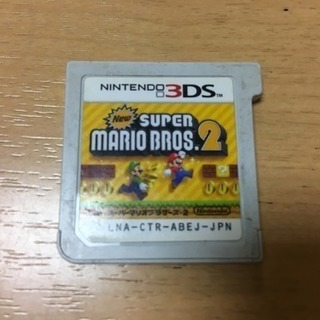 3DS スーパーマリオブロス2