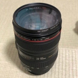 Canon EF 24-105mm F4L IS USM  - 家具