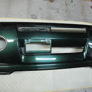 H81W ekワゴン M2 フロントバンパー、グリル、フォグランプ