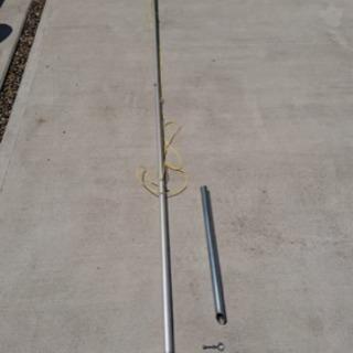 鯉のぼりポール(中古) 3.7m
