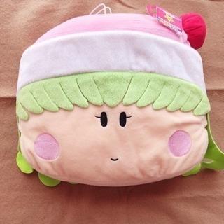 🎀美品 ミルモでポン! リルムちゃん クッション 枕🎀