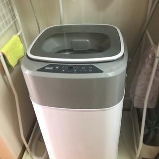 小型洗濯機3.8kg